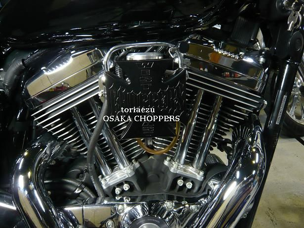 Maltese Cross Air Cleaner : West coast choppers maltese cross air cleaner とりあえず大阪チョッパーズ